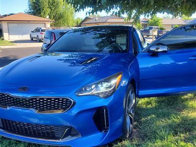 2018 Kia Stinger lease in Modesto,CA - Swapalease.com