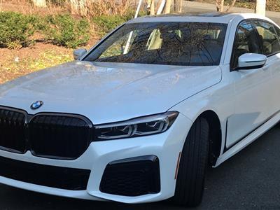 2020 BMW 7 Series lease in McLean,VA - Swapalease.com
