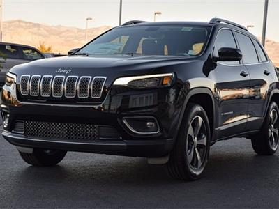 2020 Jeep Cherokee lease in Sterling Heights,MI - Swapalease.com