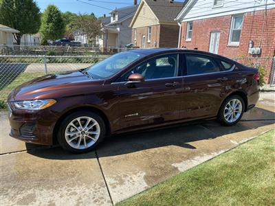 2019 Ford Fusion Hybrid lease in Dearborn Heights ,MI - Swapalease.com