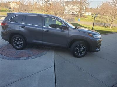 2019 Toyota Highlander lease in Jersey City,NJ - Swapalease.com