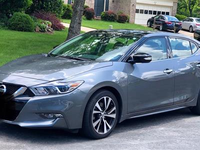 2017 Nissan Maxima lease in Chantilly,VA - Swapalease.com