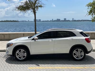 2019 Mercedes-Benz GLA SUV lease in Miami,FL - Swapalease.com
