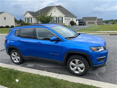 2020 Jeep Compass lease in Manchester,PA - Swapalease.com