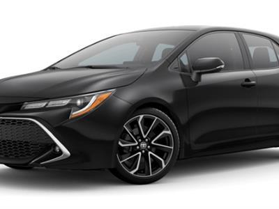2019 Toyota Corolla Hatchback lease in San Francisco,CA - Swapalease.com