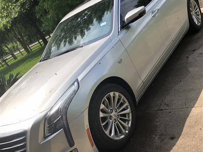 2018 Cadillac CT6 lease in HOUSTON,TX - Swapalease.com