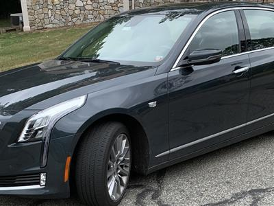 2018 Cadillac CT6 lease in Suffern,NY - Swapalease.com