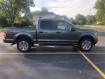 2018 Ford F-150 lease in Rolling Meadows,IL - Swapalease.com