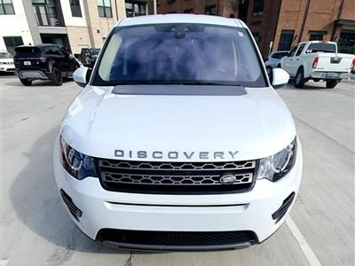 2019 Land Rover Discovery Sport lease in Asheville,NC - Swapalease.com