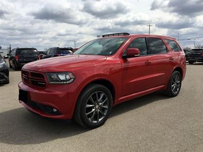 2018 Dodge Durango lease in Lambertville,NJ - Swapalease.com