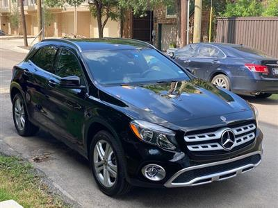 2018 Mercedes-Benz GLA SUV lease in Dallas,TX - Swapalease.com