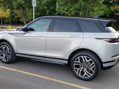 2020 Land Rover Range Rover Evoque lease in livonia,MI - Swapalease.com