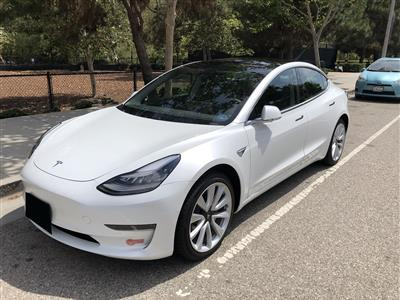 2020 Tesla Model 3 lease in Playa Vista,CA - Swapalease.com