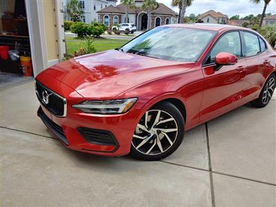 2020 Volvo V60 lease in Myrtle Beach,SC - Swapalease.com