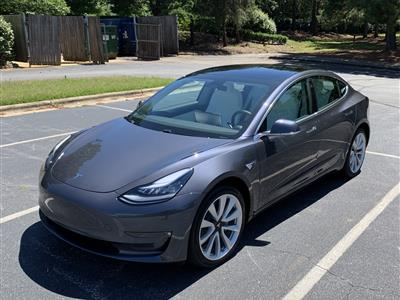 2019 Tesla Model 3 lease in Cary,NC - Swapalease.com