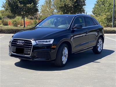 2018 Audi Q3 lease in Fremont,CA - Swapalease.com