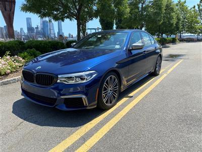 2020 BMW 5 Series lease in Weehawken,NJ - Swapalease.com