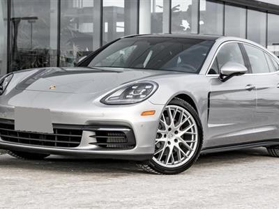 2018 Porsche Panamera lease in San Jose,CA - Swapalease.com