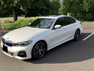 2019 BMW 3 Series lease in Milwaukee,OR - Swapalease.com