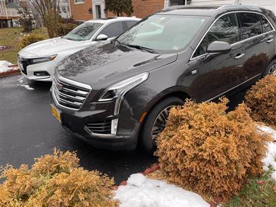 2019 Cadillac XT5 lease in McLean,VA - Swapalease.com