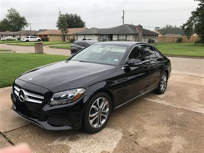 2017 Mercedes-Benz C-Class lease in Houston,TX - Swapalease.com