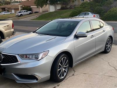 2018 Acura TLX lease in LA MESA,CA - Swapalease.com
