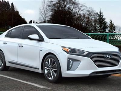 2019 Hyundai Ioniq Hybrid lease in McKinney,TX - Swapalease.com