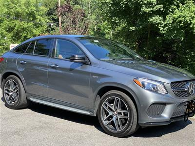 2019 Mercedes-Benz GLE-Class Coupe lease in Chappaqua,NY - Swapalease.com
