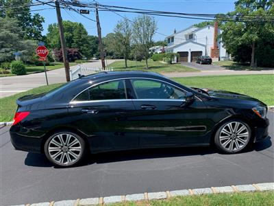 2018 Mercedes-Benz CLA Coupe lease in West Islip,NY - Swapalease.com