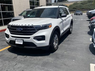 2020 Ford Explorer lease in Monte Bello,CA - Swapalease.com