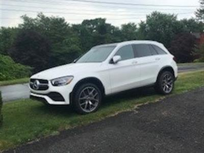 2020 Mercedes-Benz GLC-Class lease in Wallingford,CT - Swapalease.com