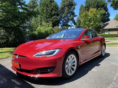 2018 Tesla Model S lease in Bellevue,WA - Swapalease.com