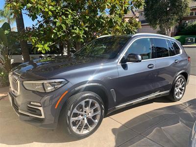 2020 BMW X5 lease in SAN DIEGO,CA - Swapalease.com