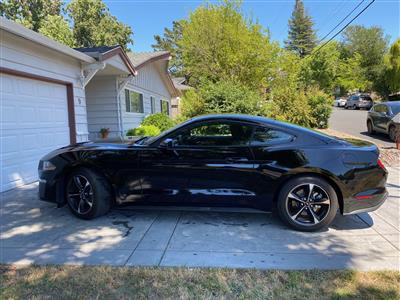 2019 Ford Mustang lease in Moraga,CA - Swapalease.com