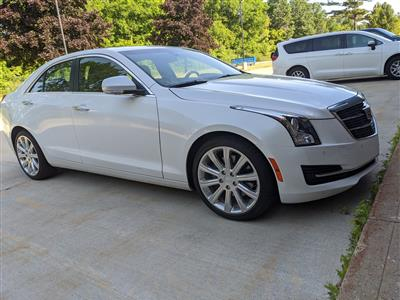 2018 Cadillac ATS lease in Howell,MI - Swapalease.com