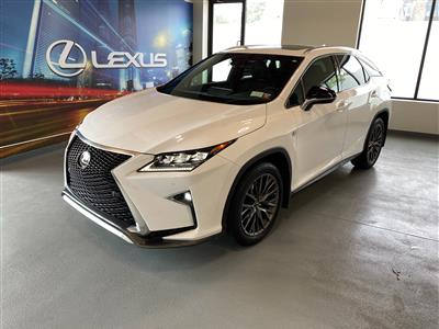 2019 Lexus RX 350 F Sport lease in White Plains,NY - Swapalease.com