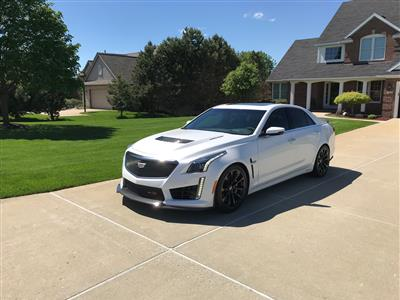 2019 Cadillac CTS-V lease in Saint John's,MI - Swapalease.com