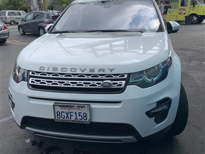 2018 Land Rover Discovery Sport lease in Los Angeles,CA - Swapalease.com