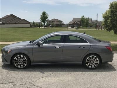 2018 Mercedes-Benz CLA Coupe lease in Mokena,IL - Swapalease.com