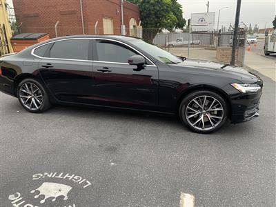 2018 Volvo S90 lease in Los Angeles,CA - Swapalease.com