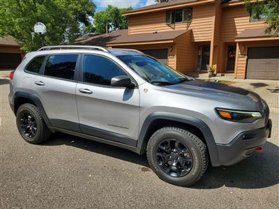 2020 Jeep Cherokee lease in Apple Valley,MN - Swapalease.com