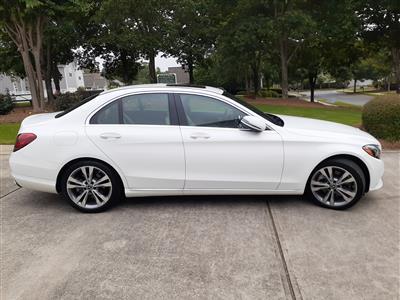 2018 Mercedes-Benz C-Class lease in Suwanee,GA - Swapalease.com