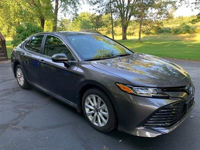 2020 Toyota Camry lease in Streetsboro,OH - Swapalease.com