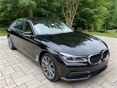 2019 BMW 7 Series lease in OAKTON,VA - Swapalease.com