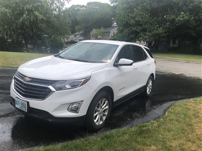 2020 Chevrolet Equinox lease in Hampton ,NH - Swapalease.com