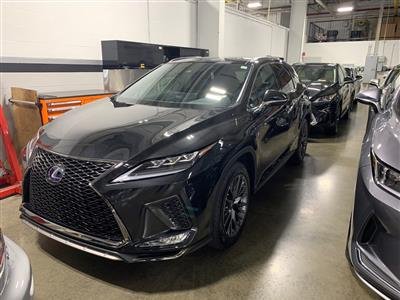 2020 Lexus RX 450h F Sport lease in Poughquag,NY - Swapalease.com