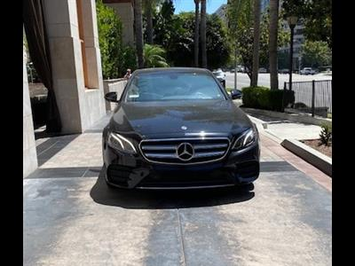 2019 Mercedes-Benz E-Class lease in Los Angeles,CA - Swapalease.com