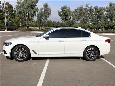 2018 BMW 5 Series lease in San Marcos,CA - Swapalease.com