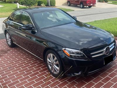 2019 Mercedes-Benz C-Class lease in Sun City Center,FL - Swapalease.com