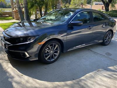 2019 Honda Civic lease in WEST COVINA,CA - Swapalease.com